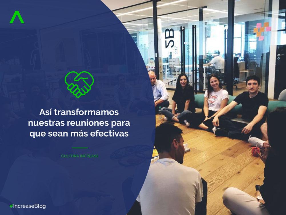 Así transformamos nuestras reuniones para que sean más efectivas
