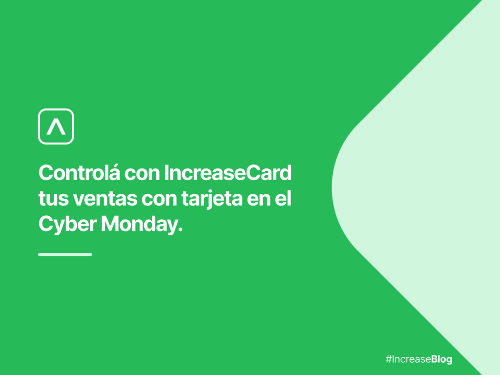 Cyber Monday IncreaseCard