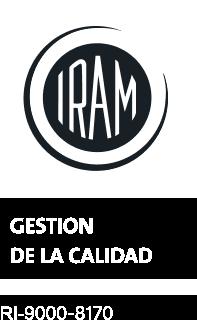Certificado por IRAM